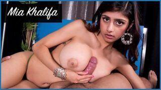 Pornos reais com mia khalifa anal